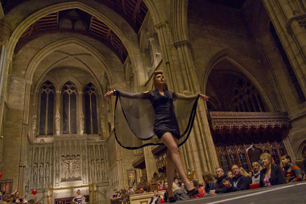 Red Nose Runway - All Saints
