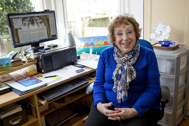 Doris Levinson