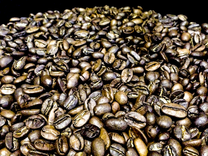 Smallbatch coffee beans